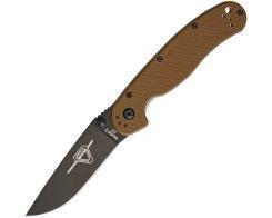 Складной нож Ontario RAT 2 ON8830CB, сталь D2
