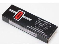Складной нож Ontario Rat 1, 8886CF Carbon fiber, 88,9 мм