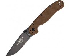 Складной нож Ontario RAT 2 8861CB Coyote Brown