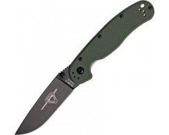 Складной нож Ontario RAT 2 8861OD Green, 76 мм