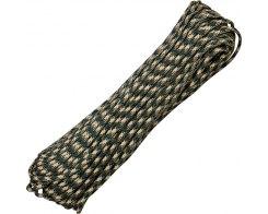 Паракорд светлый лесной камуфляж Atwood Rope MFG RG1030 (30 м.)