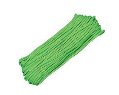 Паракорд 550 зелёный лайм Atwood Rope MFG RG1023 (30 м.)