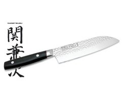 Кухонный нож Сантоку Kanetsugu Pro-J 6003, 17 см