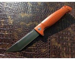 Складной нож Reptilian Джага-02 оранжевый
