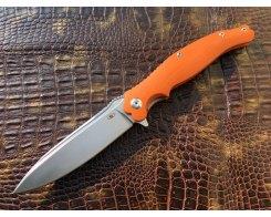Складной нож Reptilian Вояж-02 оранжевый