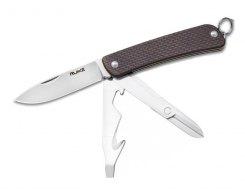 Складной нож Ruike S31-N коричневвый