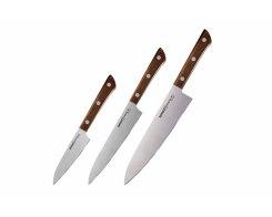 Набор из 3-х ножей Samura Harakiri SHR-0220WO/K