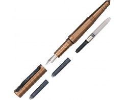 Тактическая ручка Schrade Fountain Tactical Pen SCHPEN7BR