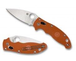 Складной нож Spyderco Manix 2 Lightweight C101PBORE2