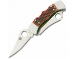 Складной нож Spyderco MicroDyad C112P&S