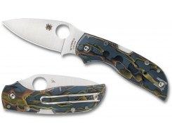 Складной нож Spyderco Chaparral C152RNP Acrilic Handle