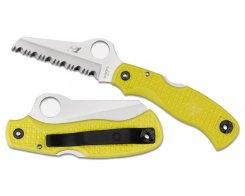 Складной нож Spyderco Saver Salt C118SYL