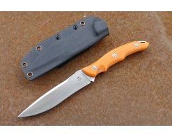 Туристический нож Steelclaw Каскад orange