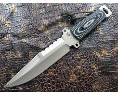 Боевой нож спецназа Steelclaw Вождь M4