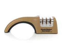 Профессиональная ручная точилка для ножей Chef's Choice CC4635, 15° и 20°