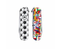 Складной нож Victorinox 0.6223.L2007 world of soccer