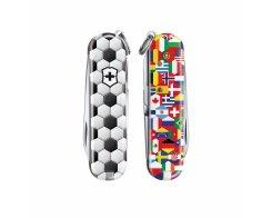 Складной нож Victorinox 0.6223.L2007 world of soccer