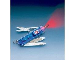 Карманный складной нож Victorinox  0.6226.T2 Signature Sapphire