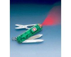 Карманный складной нож Victorinox  0.6228.T4 SwissLite Emerald