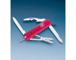 Карманный складной нож Victorinox  0.6365.T Manager Ruby