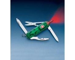 Складной нож Victorinox 0.6366.T4 SwissLite Emerald
