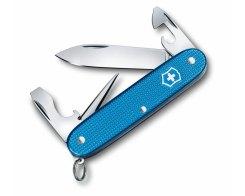 Швейцарский нож Victorinox 0.8201.L20 Pioneer Alox Limited Edition 2020, 8 функций