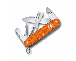 Складной нож Victorinox 0.8231.L21 Pioneer X Alox Limited Edition 2021, 9 функций