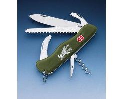 Солдатский складной нож Victorinox 0.8873.4 Hunter