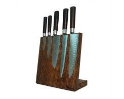 Магнитная подставка для ножей Woodinhome KS002LSOB 25х26х12,5 см.