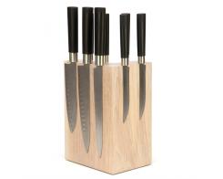 Магнитная подставка для ножей Woodinhome KS009SOW 17,5х24х12,5 см.