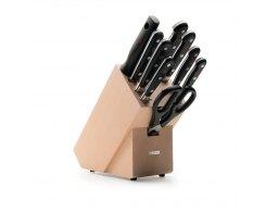 Набор ножей 9 предметов в подставке Wuesthof Classic 9842