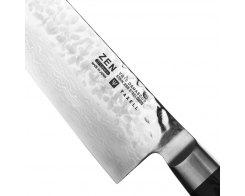 Набор из кухонного ножа с точилкой, Yaxell Zen, YA35500-002, 37 слоёв.